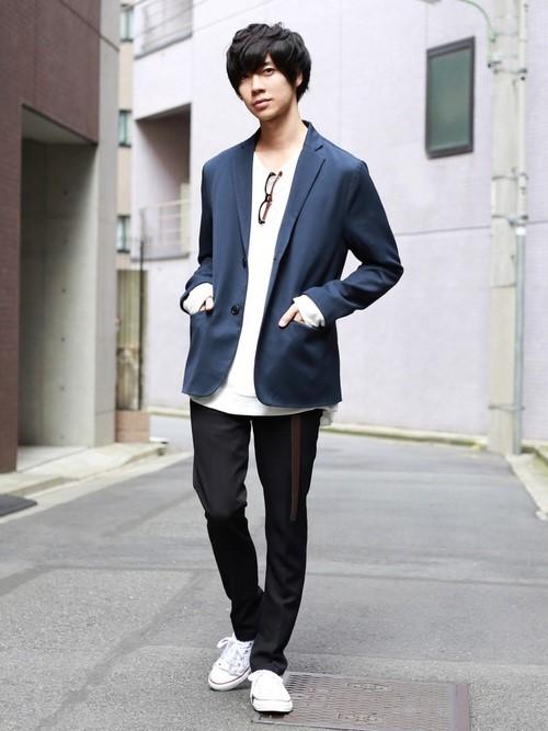 合コン,服,男1