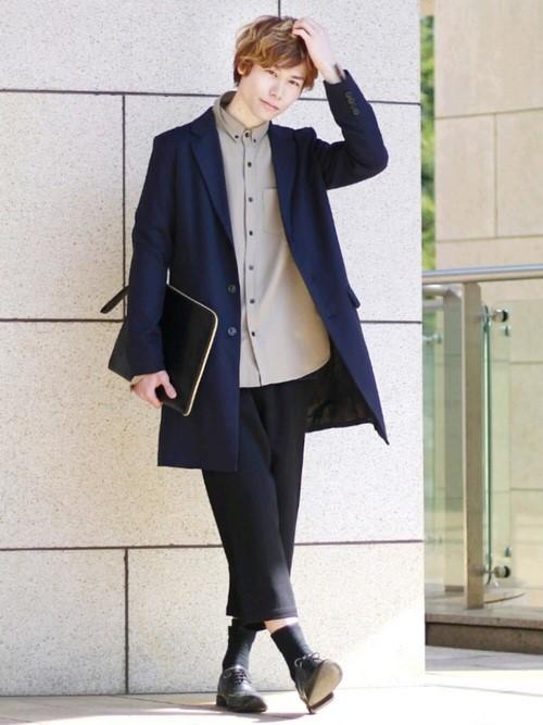 合コン,服,男23