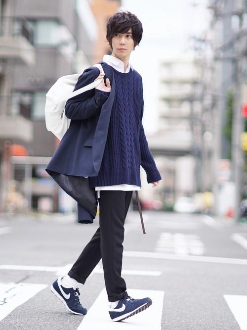 合コン,服,男3